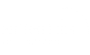 artemis_recruitment_white_logo