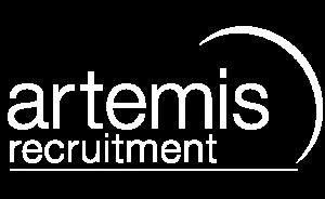 artemis_recruitment_white_logo